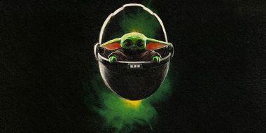 Baby Yoda w Obcym i innych kultowych filmach. Te fanowskie grafiki robią furorę