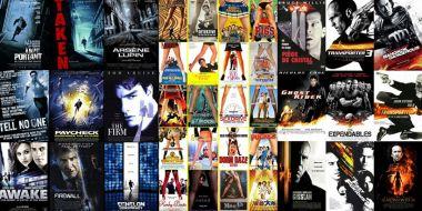 Wiedziałeś, że istnieje 20 typów plakatów filmów? Schemat się powtarza…