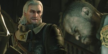 Wiedźmin i Ciri kontra zombie. Bohaterowie Dzikiego Gonu w grze Resident Evil 2