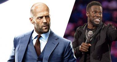 Jason Statham i Kevin Hart stworzą duet w nowej komedii akcji