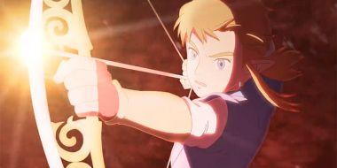 The Legend of Zelda niczym film studia Ghibli. To fanowskie wideo zachwyca