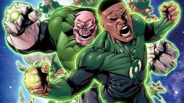 Green Lantern - Geoff Johns będzie tworzył serial dla HBO Max