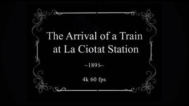 Sztuczna inteligencja poprawiła słynny film z 1896 roku