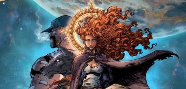 OKP Dolores #01: Ścieżka nowych pionierów – recenzja komiksu