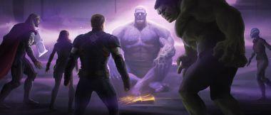Avengers: Wojna bez granic i Avengers: Koniec gry - nowe szkice. Śmierć Fury'ego i inne niespodzianki!