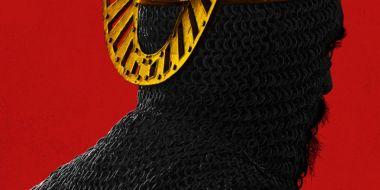 The Green Knight - plakaty filmu fantasy na podstawie legend arturiańskich