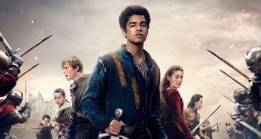 List do króla - zwiastun nowego serialu fantasy Netflixa. Rycerz, magia i przepowiednia
