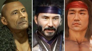 Mortal Kombat 11: Keanu Reeves jako Sub-Zero? Zobacz nietypowe wideo