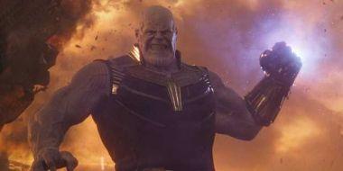 Iron Man kontra Thanos. Starcie wyglądało inaczej w zwiastunie Wojny bez granic z 2017 roku [ZDJĘCIA]
