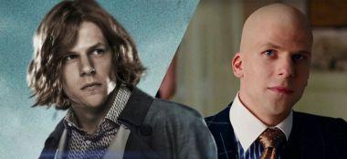 Eisenberg o roli Luthora: Chciałbym ją grać już zawsze