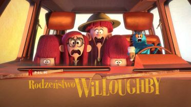 Rodzeństwo Willoughby - zwiastun nowej animacji Netflixa