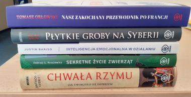 Koronawirus wpływa także na rynek książki