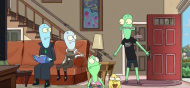 Solar Opposites - zwiastun nowego serialu twórców Rick and Morty