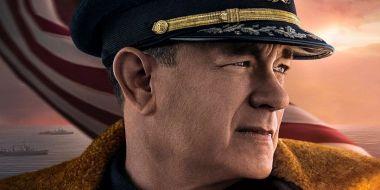 Greyhound - zwiastun filmu wojennego. Tom Hanks walczy na morzu w II wojnie światowej