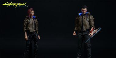 Cyberpunk 2077 - te figurki od PureArts zachwycają. Zobacz zdjęcia