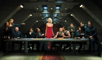 Battlestar Galactica online - gdzie obejrzeć serial legalnie w Polsce?