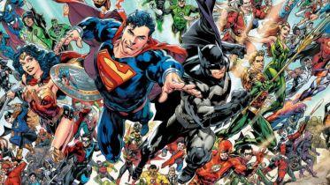 DC FanDome - w sieci pojawił się teaser zapowiadający to wielkie wirtualne wydarzenie