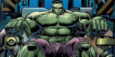 Hulk jest fanem kultowego serialu sci-fi. Nie zagniesz go nawet w cytatach