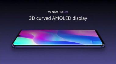 Xiaomi Mi Note 10 Lite – nowy budżetowiec na horyzoncie
