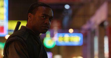 The Man Who Fell to Earth - Chiwetel Ejiofor obcym z kosmosu w serialu Paramount Plus