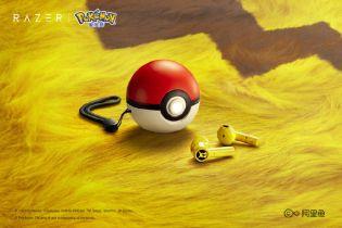 Razer Pikachu – słuchawki dla mistrzów Pokemonów