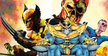 Marvel - śmierć Thanosa w MCU była brutalna? To spójrzcie, co z nim zrobił Hulk...