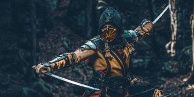 Mortal Kombat - ci cosplayerzy sprawią, że pochłonie Was ogień [ZDJĘCIA]
