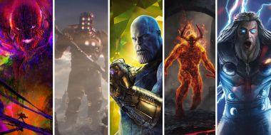 Avengers: Endgame rozwiało wątpliwości... Najpotężniejsze postacie MCU