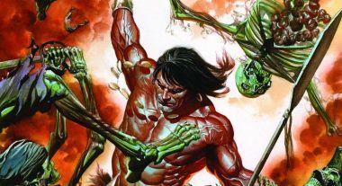 Conan. Miecz barbarzyńcy #01: Kult Kogi Thuna - recenzja komiksu