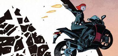 Czarna Wdowa - recenzja komiksu