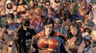 Kryzys bohaterów - recenzja komiksu