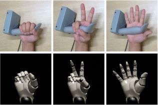 Sony zaprezentowało kontroler ruchu śledzący ułożenie dłoni