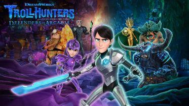 Trollhunters: Defenders of Arcadia - zobacz zwiastun gry na podstawie serialu animowanego