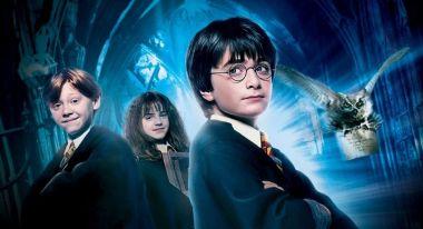 Harry Potter w domu. Daniel Radcliffe czyta Kamień Filozoficzny