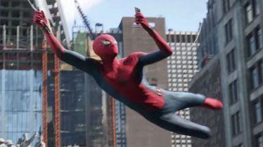 Tom Holland zaprasza 6-latka na plan Spider-Mana. Avengers wspierają bohatera