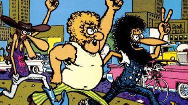 The Freak Brothers - Woody Harrelson w obsadzie głosowej animowanego serialu
