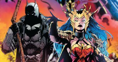 Najpotężniejszy Batman w historii, Wonder Woman tnie piłą łańcuchową - co za jatka w świecie DC!