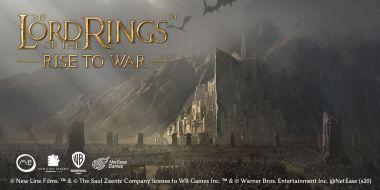 The Lord of the Rings: Rise to War zapowiedziane. Mobilna strategia w uniwersum Władcy Pierścieni