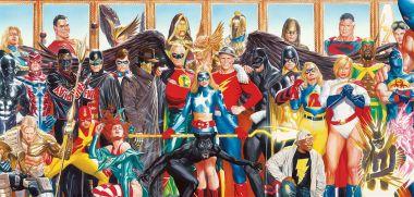 Serial Stargirl i prace legendy rysunku - znajdziesz różnice? Nowy spór w świecie DC