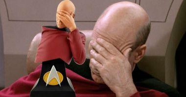 Picard facepalm już nie tylko w formie mema. Powstała kolekcjonerska figurka