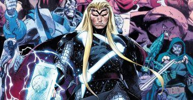 Marvel - Thor walczy z wszystkimi największymi wrogami naraz. Takiej bitwy jeszcze nie było