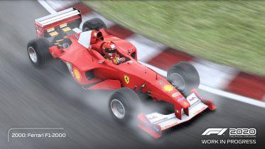 Zwiastun F1 2020 przedstawia karierę Schumachera