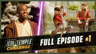 Star Wars: Jedi Temple Challenge - pierwsze dwa odcinki już w sieci. Fani zachwyceni