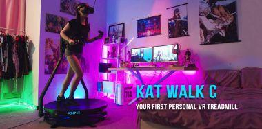Kat Walk C – domowa bieżnia VR trafi na Kickstartera