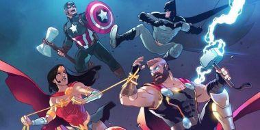 Batman vs Spider-Man, Avengers vs Liga Sprawiedliwości i inne zestawienia - świetne prace fana