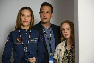 Rozłąka - zwiastun serialu Netflixa. Hilary Swank w kosmosie