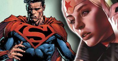 Zupełnie nowi Batman i Superman, [SPOILER] przewodzi ludzkości. Dead Planet zmienia DC