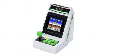 Astro City Mini – miniaturowy automat arcade od Segi