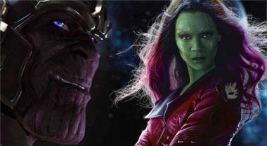 Marvel - tak, jak w MCU, w komiksach Thanos też zabił Gamorę. I to 2 razy z rzędu