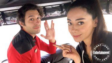 Lucyfer: sezon 5 - plakat i zdjęcia. Ella jest fanką Star Treka i zna klingoński